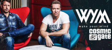 Cosmic Gate - Wake Your Mind 380 - 16-07-2021