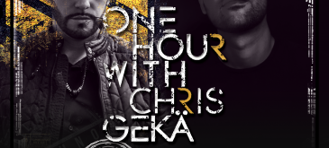 Chris Geka - One Hour With Chris Gekä 235 (with guest ROMMO) - 02-09-2021